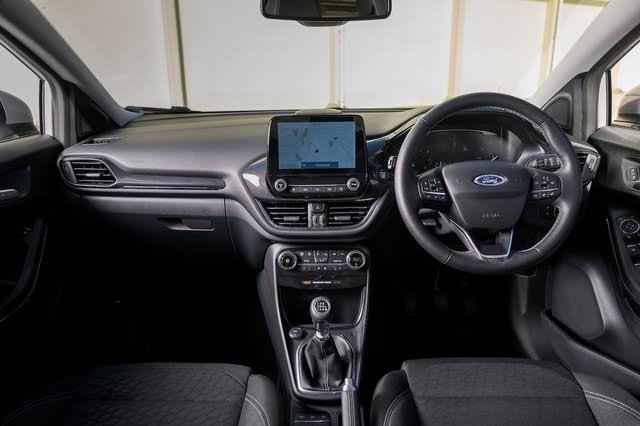 Ford Puma SUV  (2019-2020)