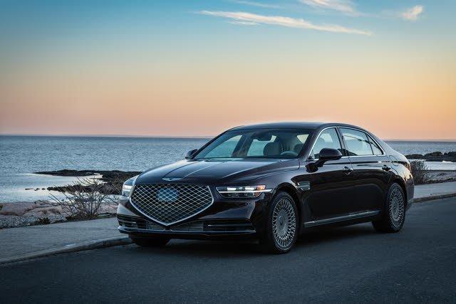 Best Full Size Luxury Sedans for Sale Nationwide