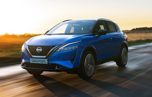 Nissan Qashqai (2021- )