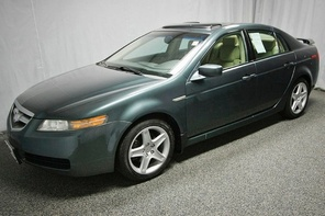 Acura 2013 on 2005 Acura Tl 5 Spd At W Navigation