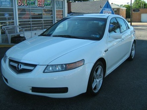 Acura Westmont on 2005 Acura Tl 5 Spd At W Navigation