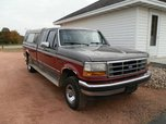 1993 Ford F-150 2 Dr XL 4WD Extended Cab SB Used Cars in Spencer, WI