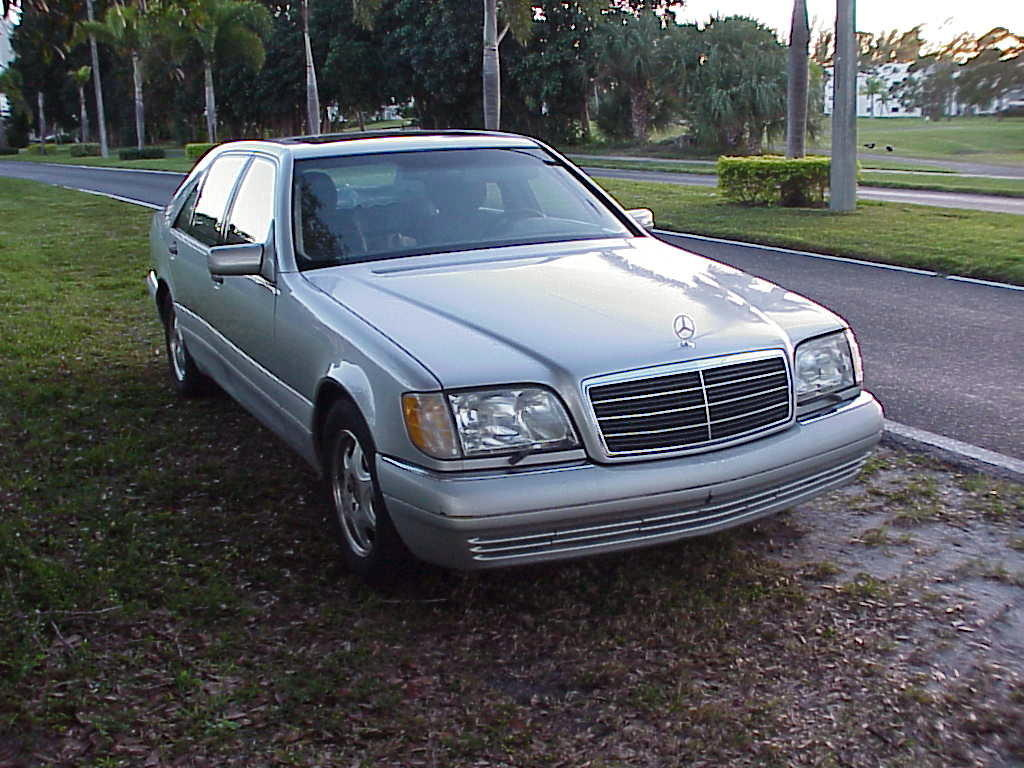Buy used mercedes s420 1999 wide body w140 sedan low for Mercedes benz s 420