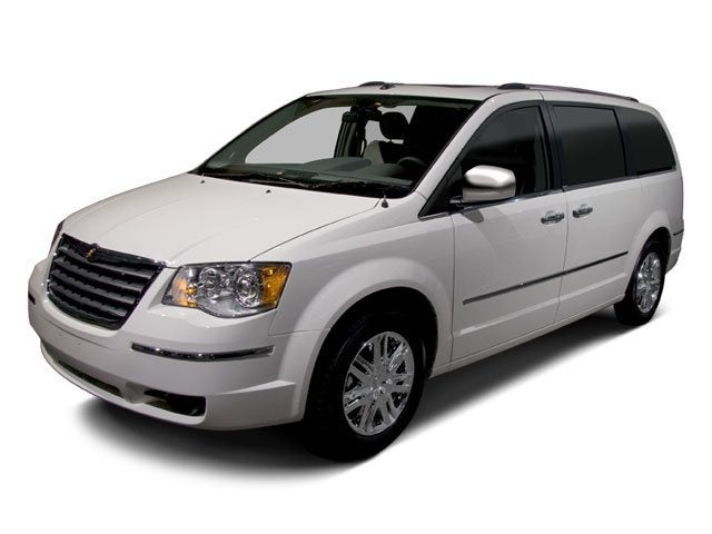 2010 Chrysler Town & Country Touring FWD