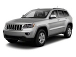 2012 Jeep Grand Cherokee Overland Summit 4WD