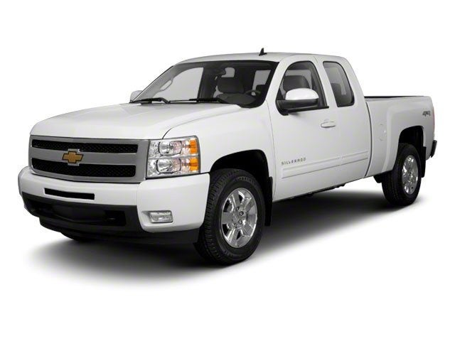 2011 Chevrolet Silverado 1500 Work Truck Extended Cab 4WD