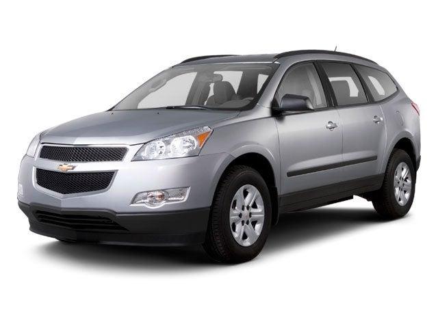 2010 Chevrolet Traverse 1LT FWD