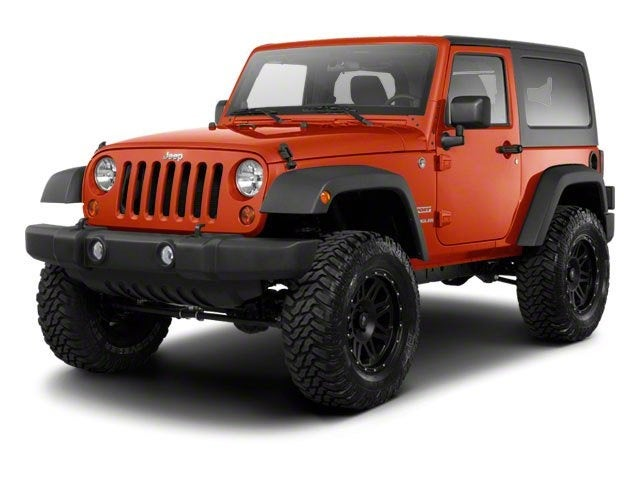2011 Jeep Wrangler 70th Anniversary 4WD
