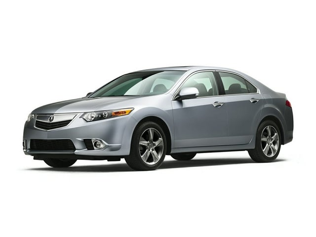 2014 Acura TSX Special Edition Sedan FWD