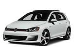 2015 Volkswagen GTI 2.0T S 4-Door FWD
