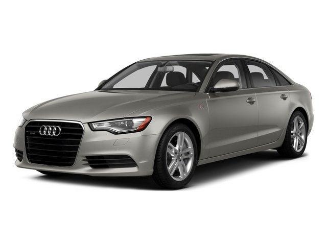 2015 Audi A6 2.0T Premium Sedan FWD