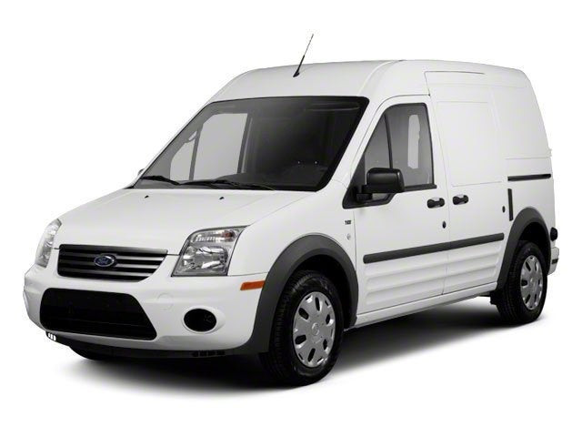 2013 Ford Transit Connect Cargo XLT FWD with Rear Glass