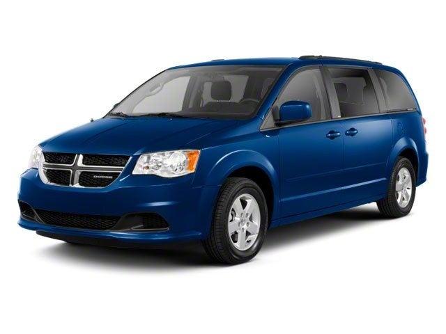 2012 Dodge Grand Caravan American Value Package FWD
