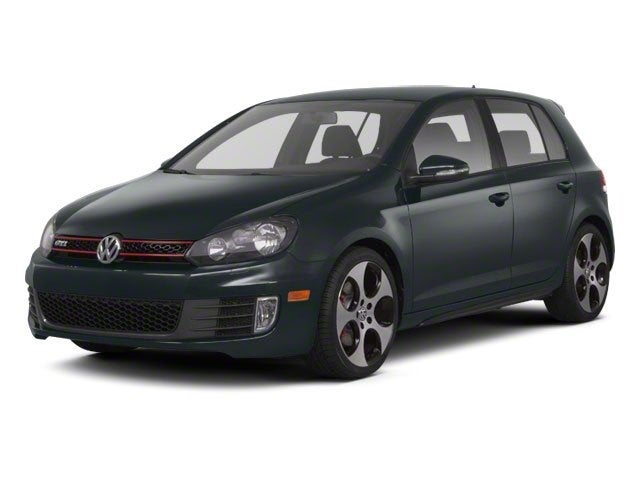 2013 Volkswagen GTI 2.0T 4-Door FWD with Sunroof and Navigation