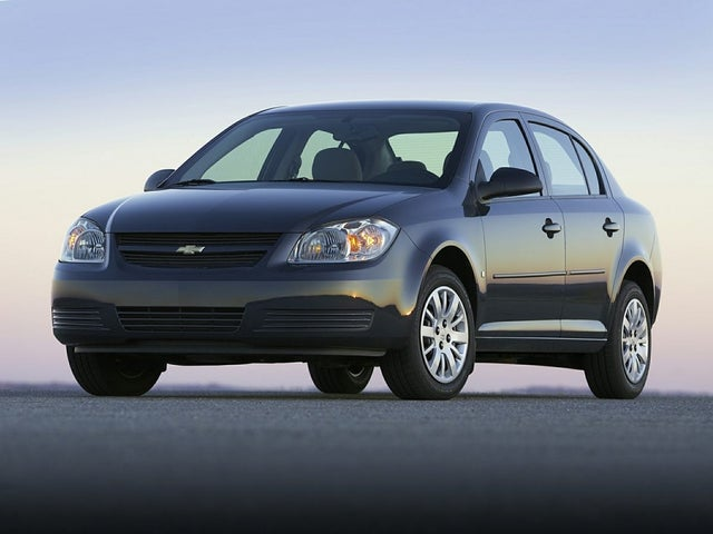 2010 Chevrolet Cobalt LS Sedan FWD