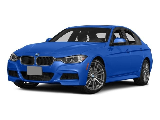 2015 BMW 3 Series 335i xDrive Sedan AWD