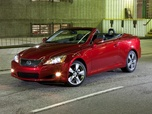 2013 Lexus IS C 250C RWD