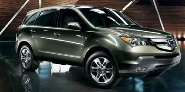 2007 Acura MDX SH-AWD Technology Package