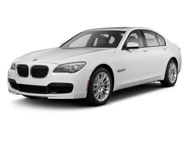 2011 BMW 7 Series 750Li xDrive AWD