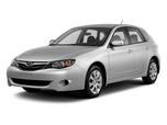 2011 Subaru Impreza 2.5i Premium Hatchback