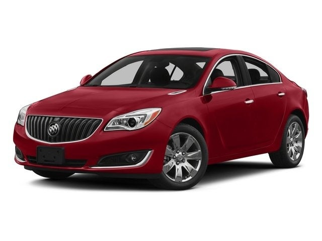 2015 Buick Regal GS Sedan AWD