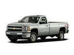2008 Chevrolet Silverado 2500HD Work Truck Extended Cab 4WD