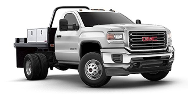 2021 GMC Sierra 3500HD Chassis 4WD