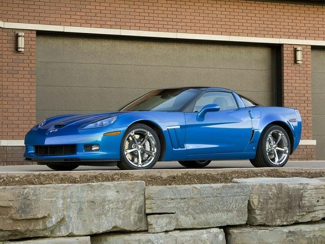 2011 Chevrolet Corvette Z16 Grand Sport 3LT Coupe RWD