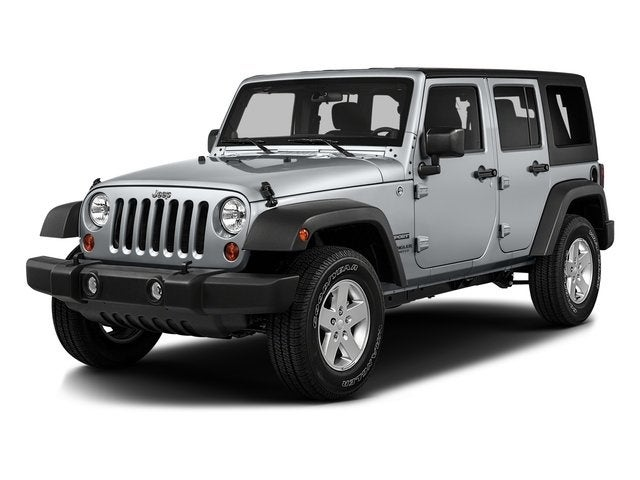 2016 Jeep Wrangler Unlimited Backcountry 4WD