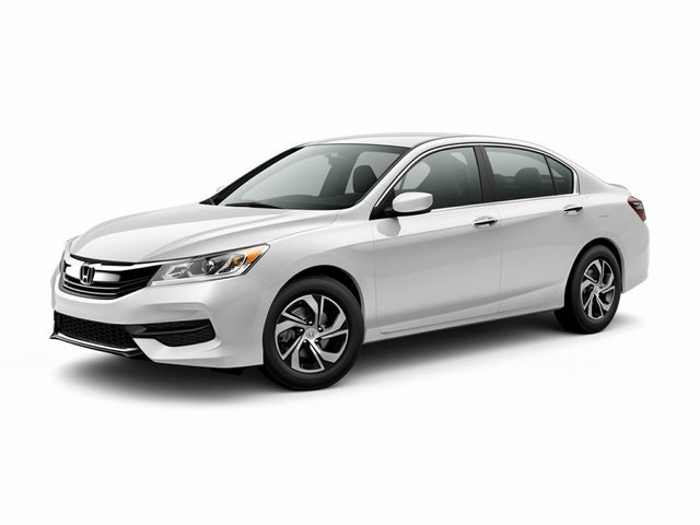 2017 Honda Accord LX FWD