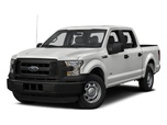 2015 Ford F-150 XL SuperCrew LB 4WD