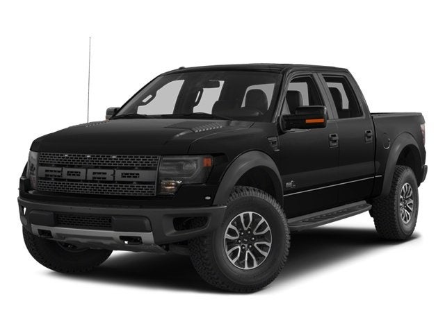 2014 Ford F-150 SVT Raptor SuperCrew 4WD