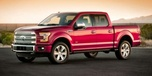 2015 Ford F-150 XLT SuperCrew LB 4WD