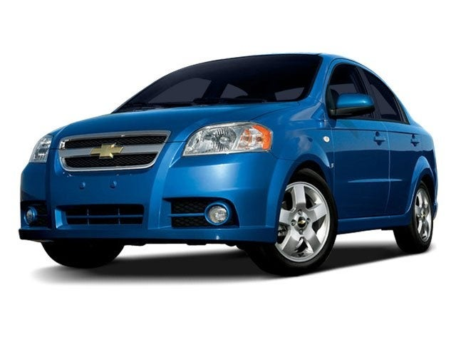 Easy Auto Knoxville Tn >> Used Chevrolet Aveo for Sale in Knoxville, TN - CarGurus