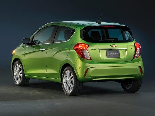 2018 Chevrolet Spark LS FWD
