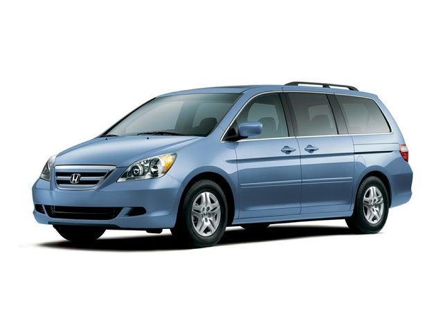 2007 Honda Odyssey EX-L FWD with DVD