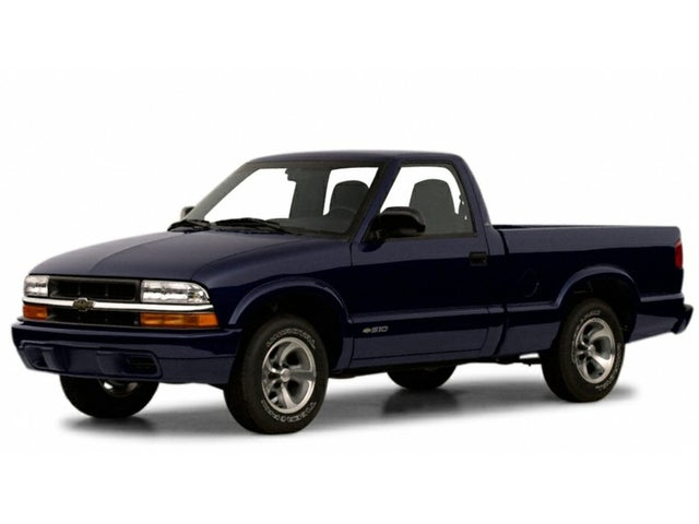 2001 Chevrolet S-10 Extended Cab RWD