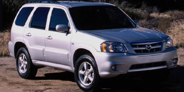 2006 Mazda Tribute GS AWD V6