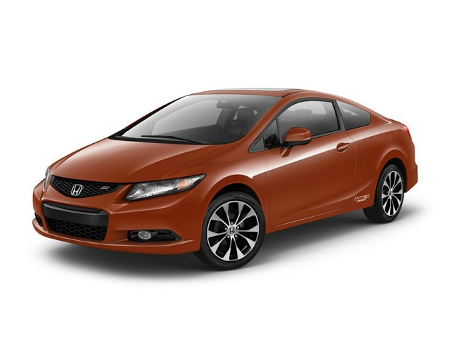 2013 Honda Civic Coupe Si