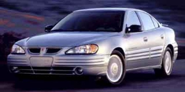 2001 Pontiac Grand Am GT1