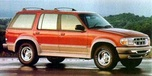 1997 Ford Explorer 4 Dr XL 4WD SUV