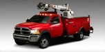 2011 RAM 4500 Chassis