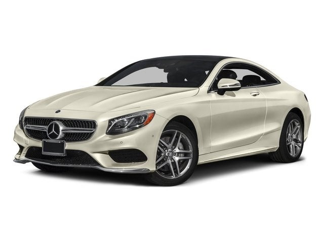 2016 Mercedes-Benz S-Class Coupe S 550 4MATIC