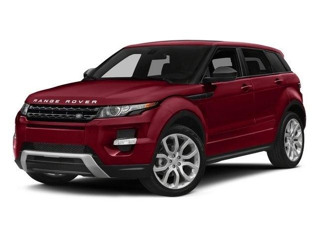 2014 Land Rover Range Rover Evoque Dynamic Hatchback