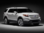 2011 ford explorer xlt 4wd - Ford Explorer 2012 Black