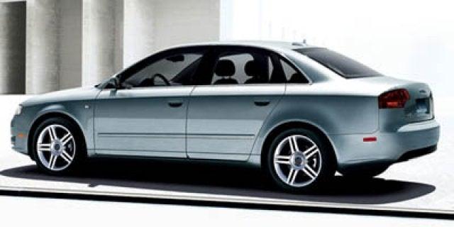 2005 Audi A4 2.0T quattro Sedan AWD
