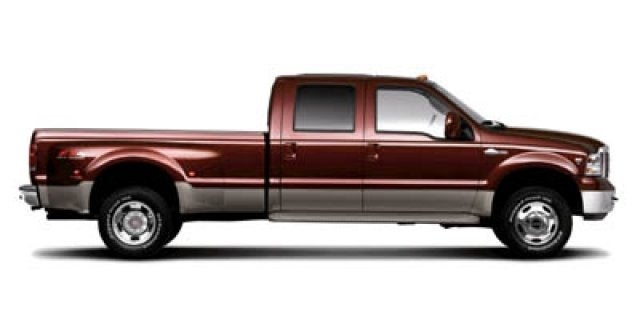 2007 Ford F-350 Super Duty XLT Crew Cab 4WD