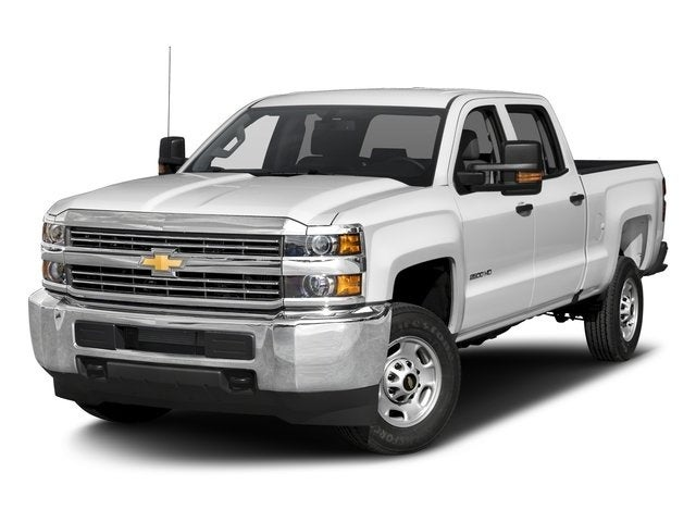 Used 2016 Chevrolet Silverado 2500HD for Sale (with Photos ...