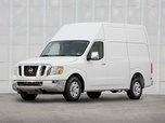2014 Nissan NV Cargo 2500 HD S w/High Roof