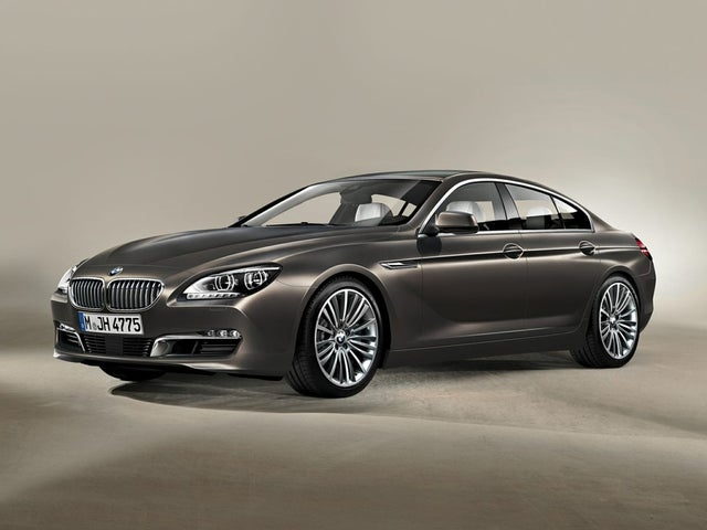 2013 BMW 6 Series 650i xDrive Gran Coupe AWD